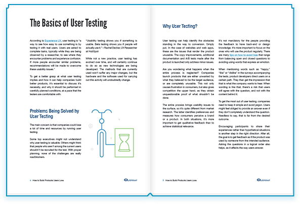 The e-book of User Testing