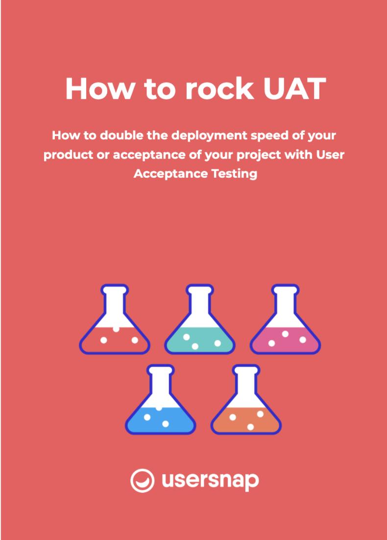 e-book: UAT