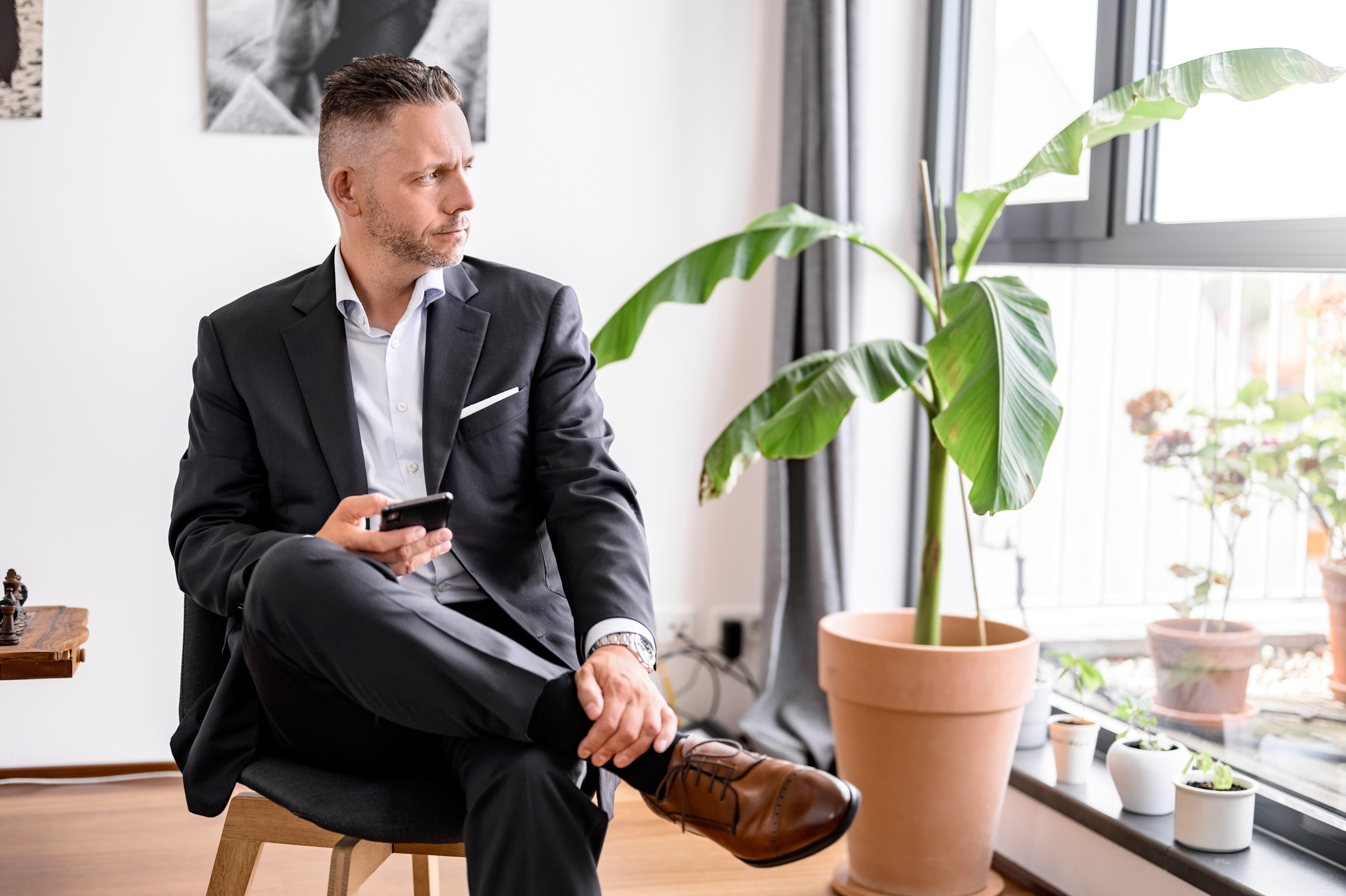 Burkhard Küpper Steuerberater aus Düsseldorf