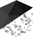 services hexagon icon grey