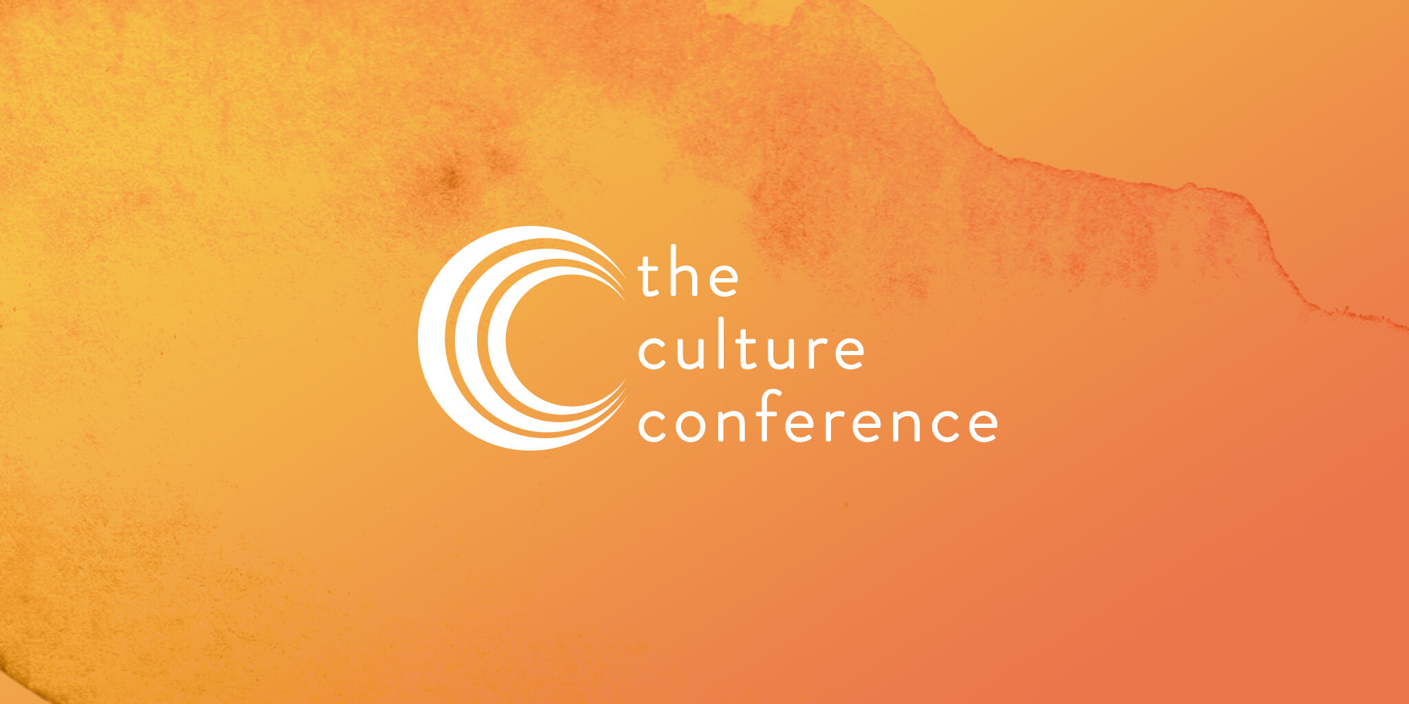 The Culture Conference logo