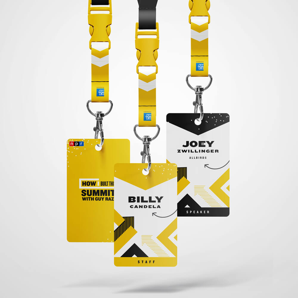 Credential Badge Design for HIBTS