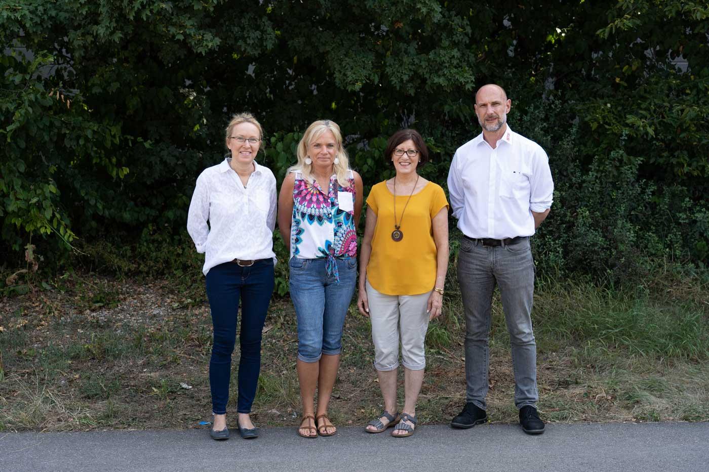 Verwaltung STS Team Experten