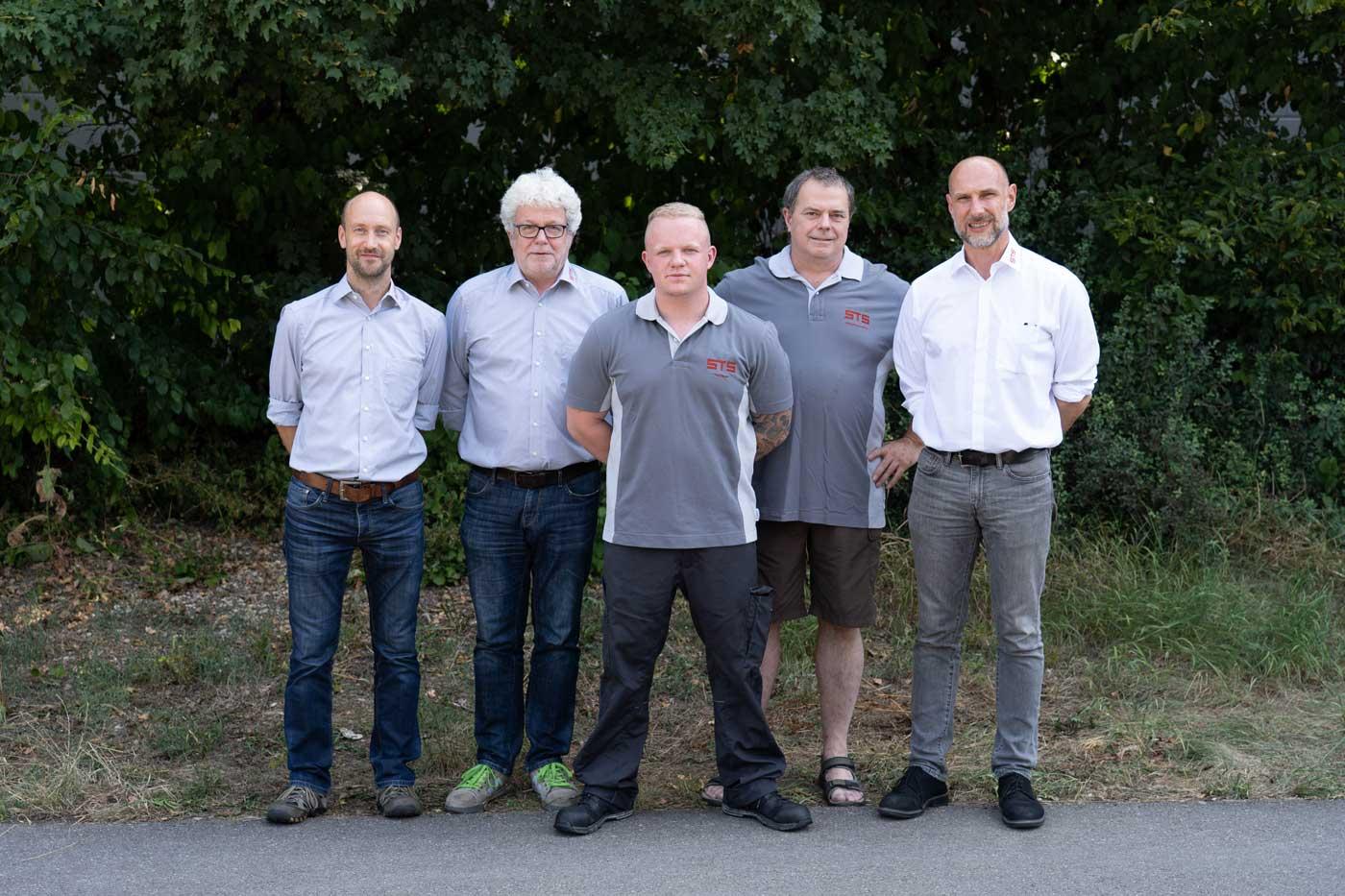 Service STS Team Experten