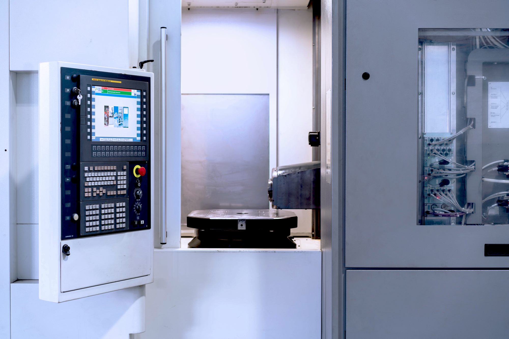 CNC Programmierung