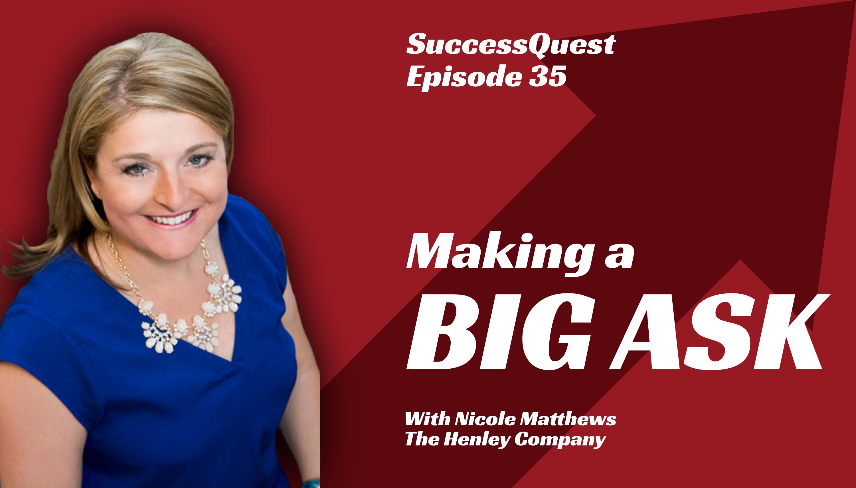 Nicole Matthews Henley Company Success Quest