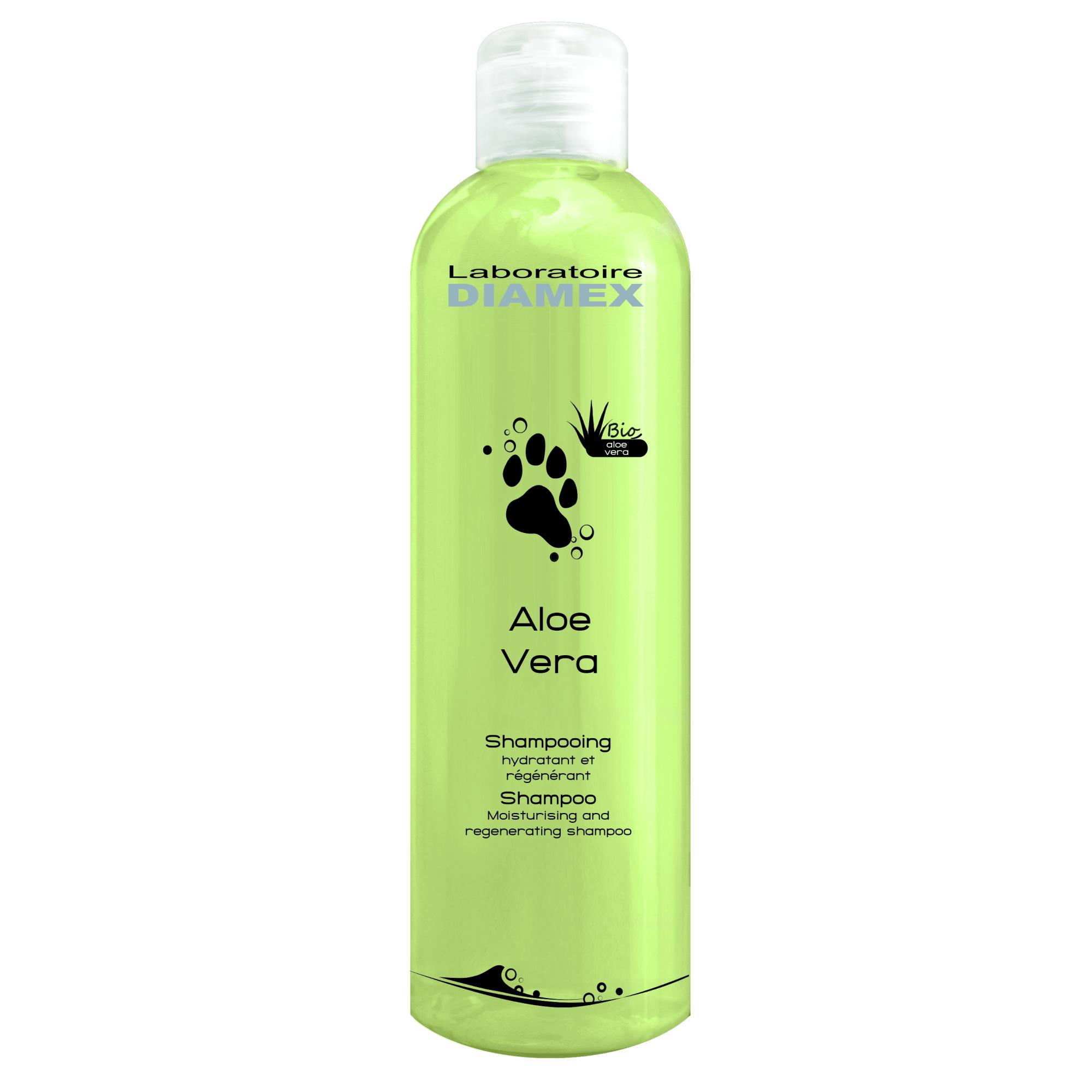 Shampooing Diamex Aloe Vera