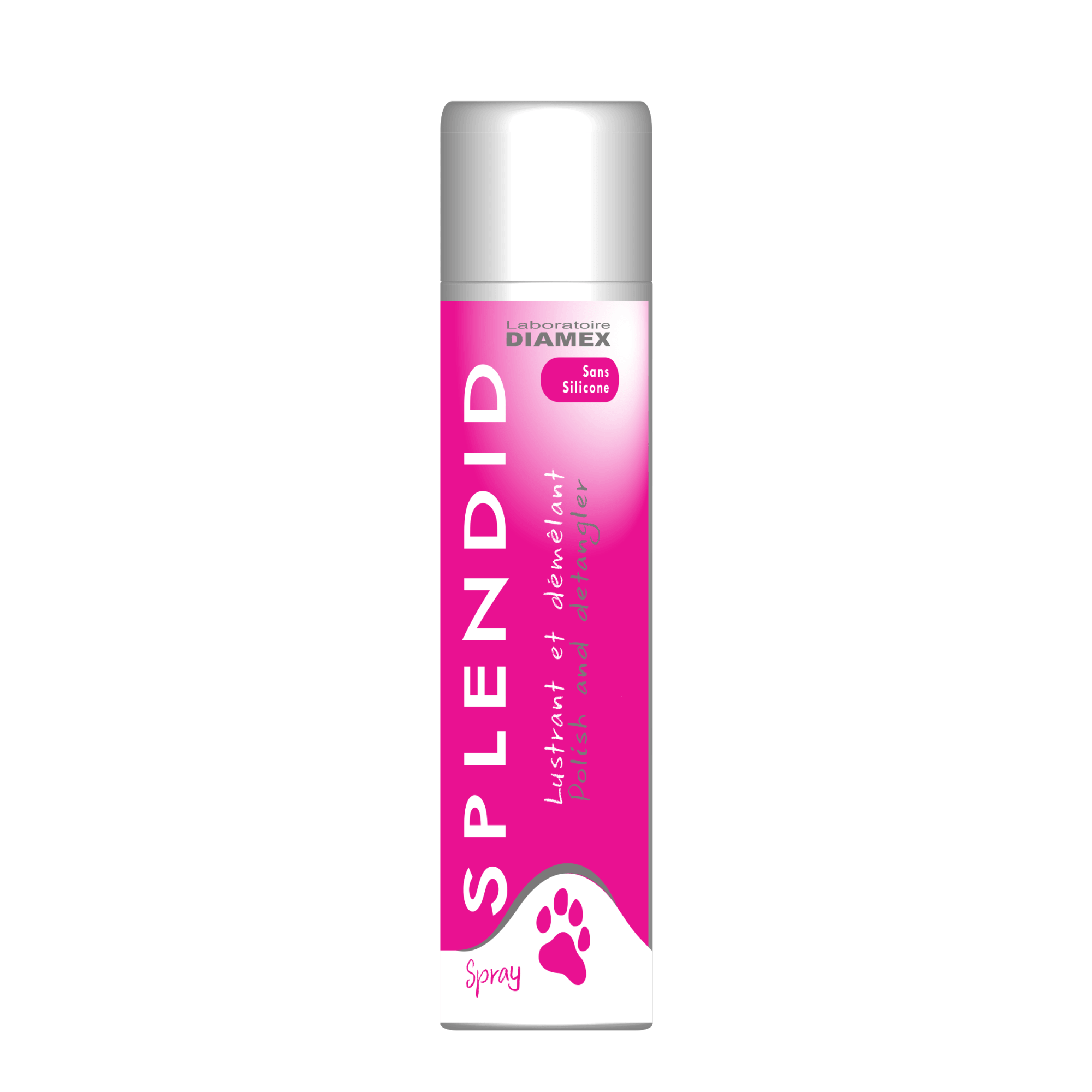 Soin du poil Diamex Spray Splendid
