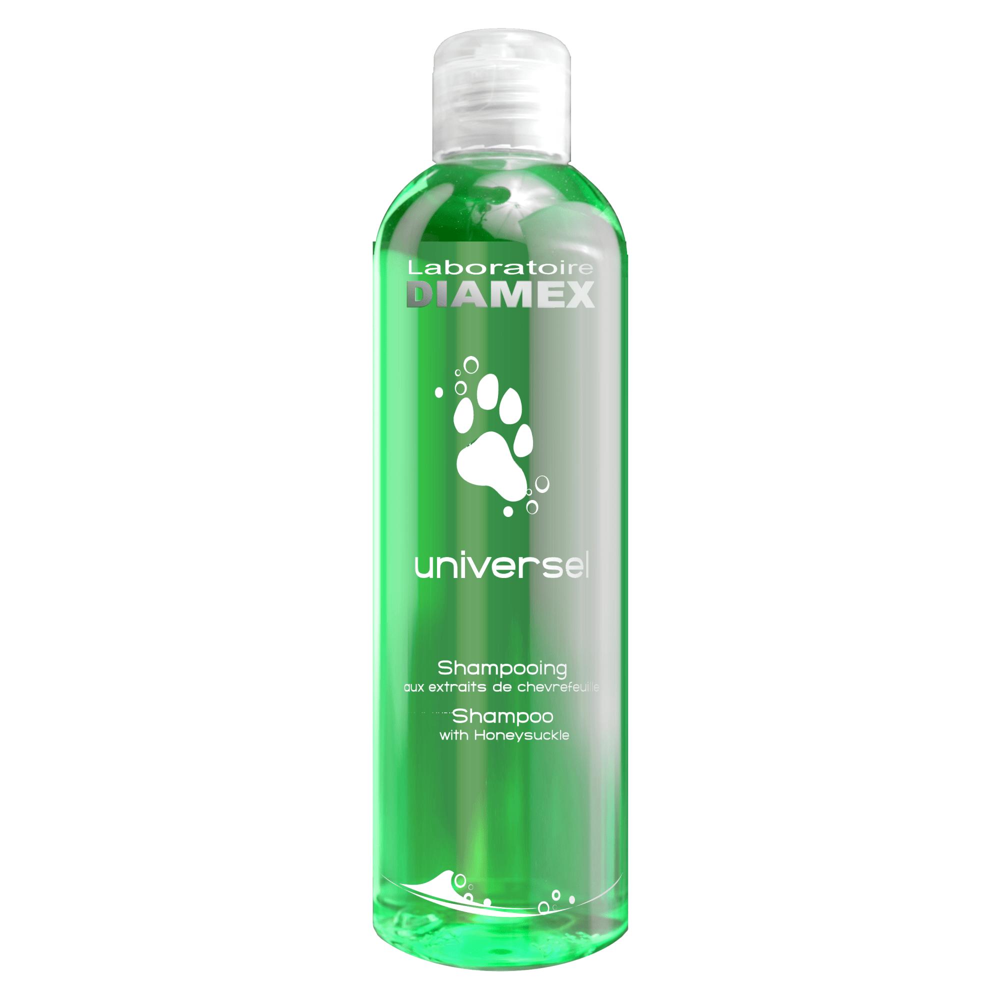 Diamex universele Chevrefeuille shampoo