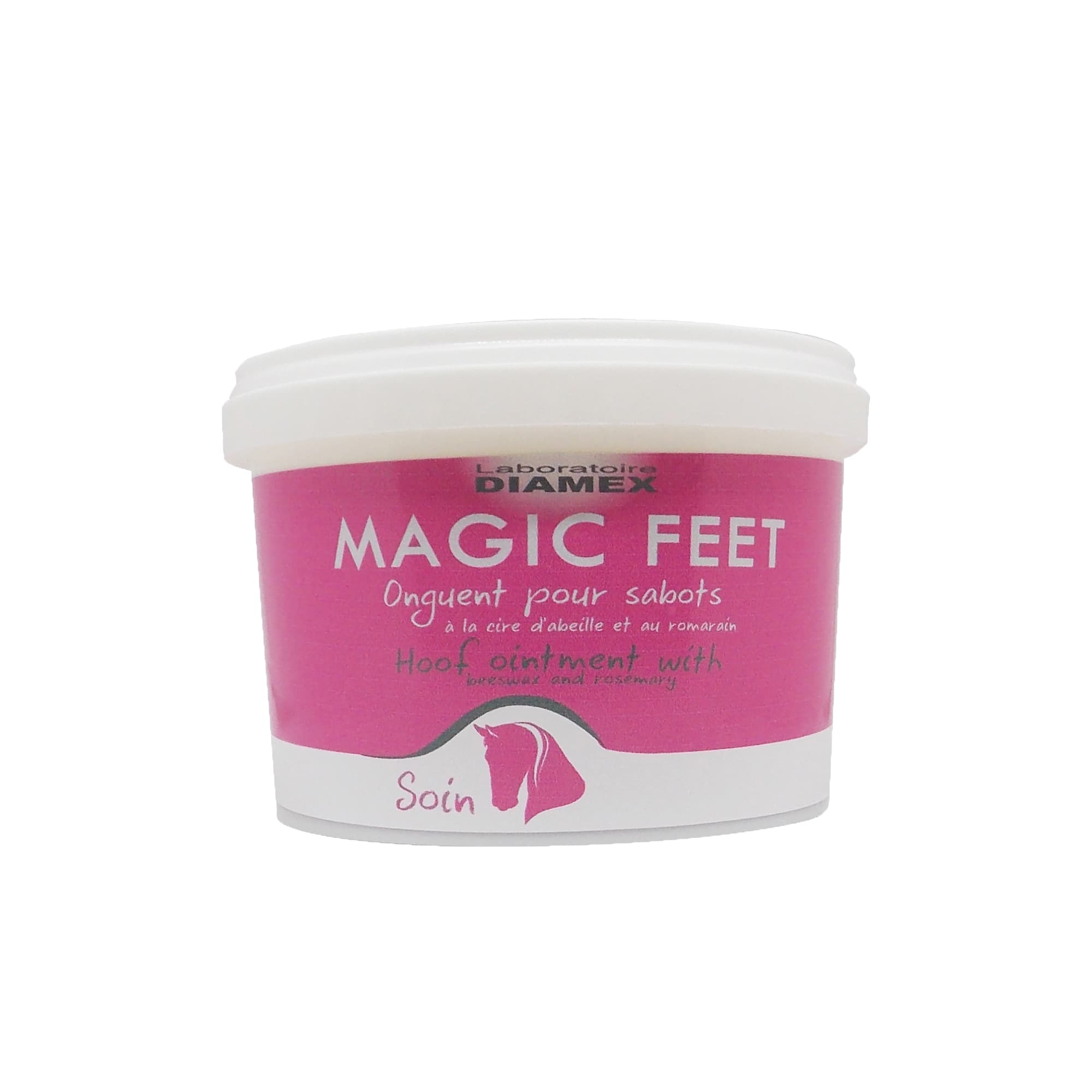 Soins des sabots Diamex Magic Feet