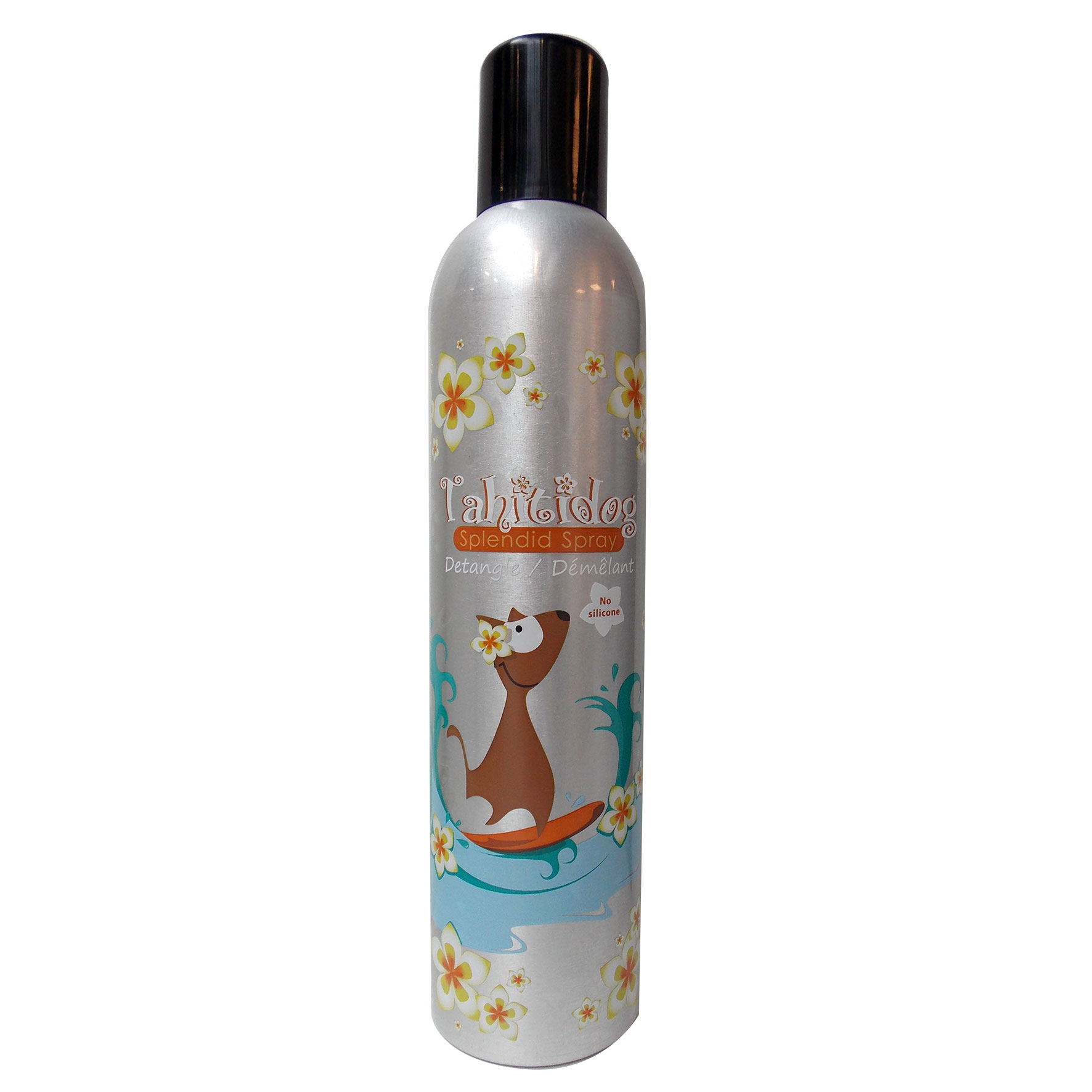 Soin du poil Diamex Spray Splendid Tahiti Dog