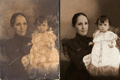 Restoration examples