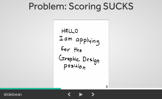 pitch deck must haves, define-the-problem