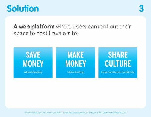 Original 2009 Solution slide.