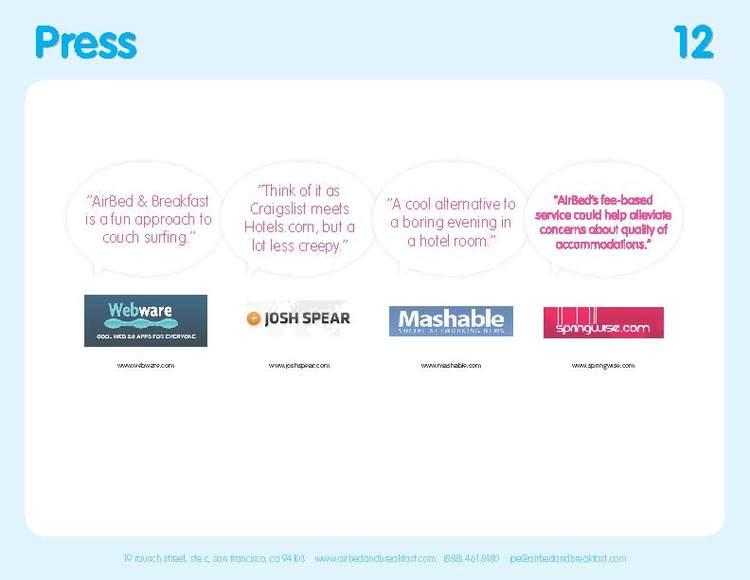 Original 2009 Press Slide