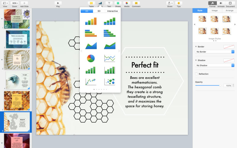 keynote slides example