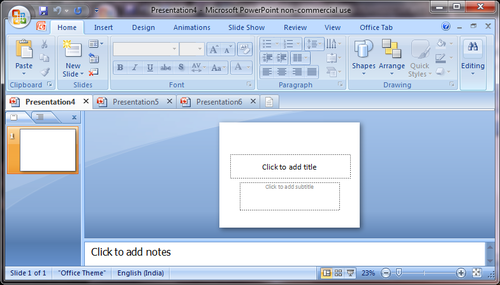 pc client software for bl powerpoint remote