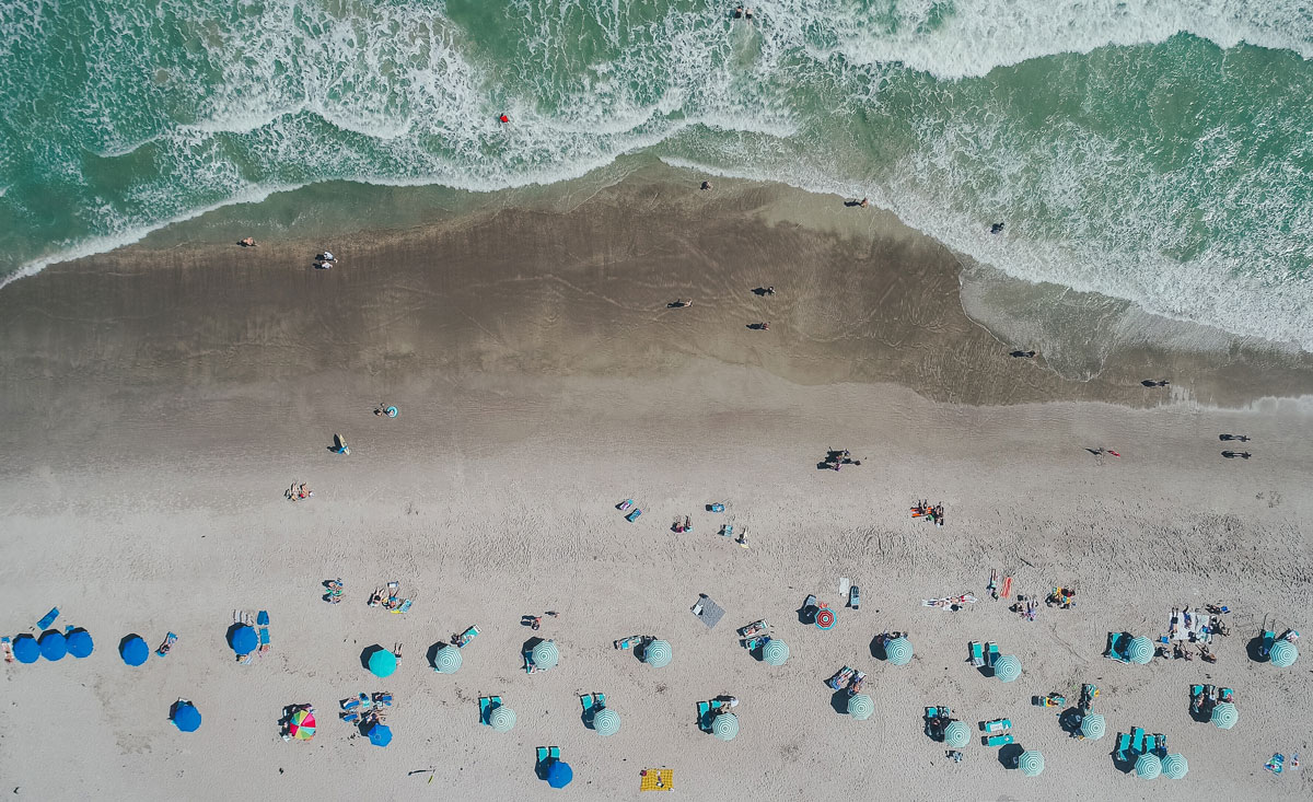 Clarity from above - Mikael Cho (Unsplash)