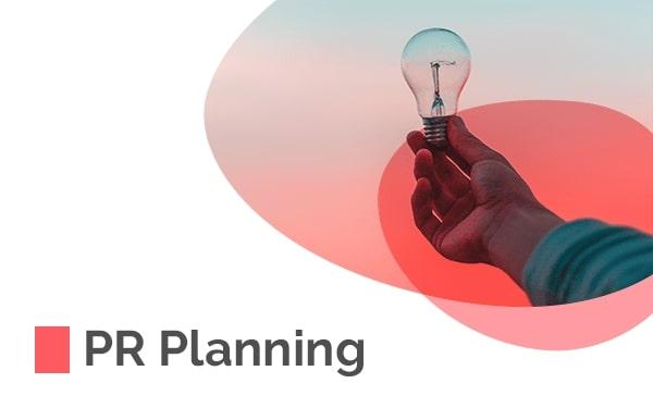 PR planning template