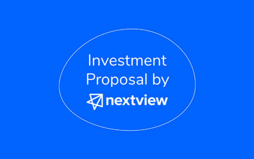 investment proposal pitch deck