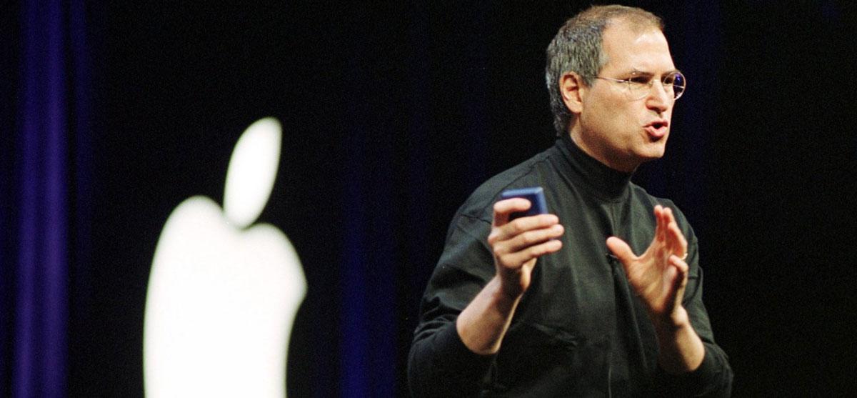 Steve Jobs, presenting and public speaking
