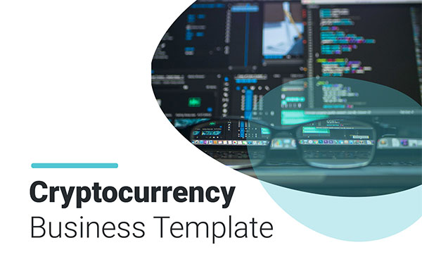 cryptocurrency business template