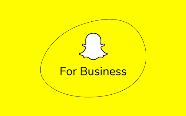 Snapchat For Business Pitch Deck