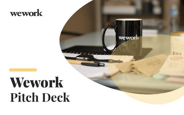 WeWork Pitch Template