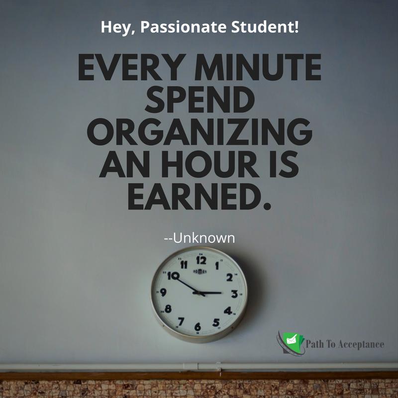 Organization quote