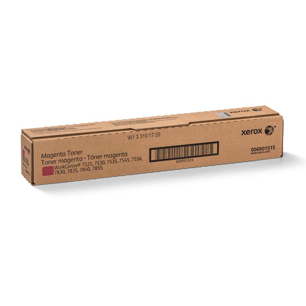 Magenta Toner Cartridge - WorkCentre 7500, 7800, 7800i Series, 7970/7970i, EC7836/EC7856