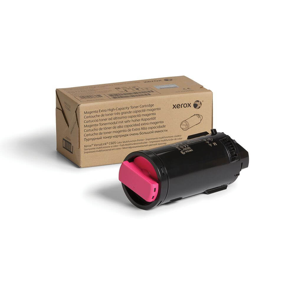 VersaLink C605 Magenta Extra High Capacity Toner Cartridge