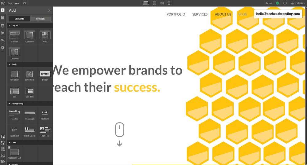 What is Webflow? Discover Website Building Platform