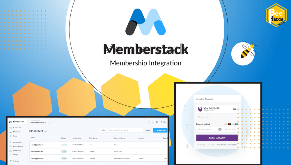 Need Membership system for your website - Memberstack is your solution