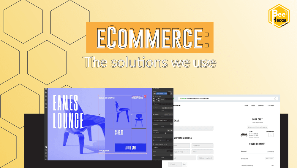 ECommerce: The solutions We Use