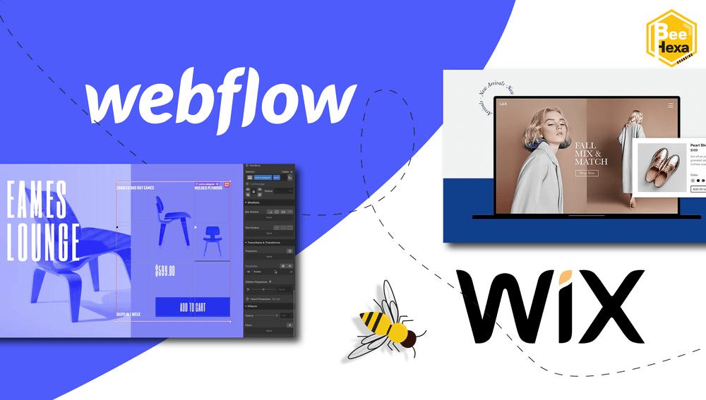Wix vs Webflow