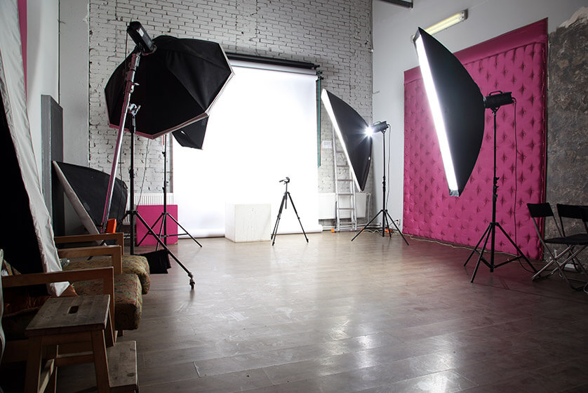 Produção de Fotos e Vídeos