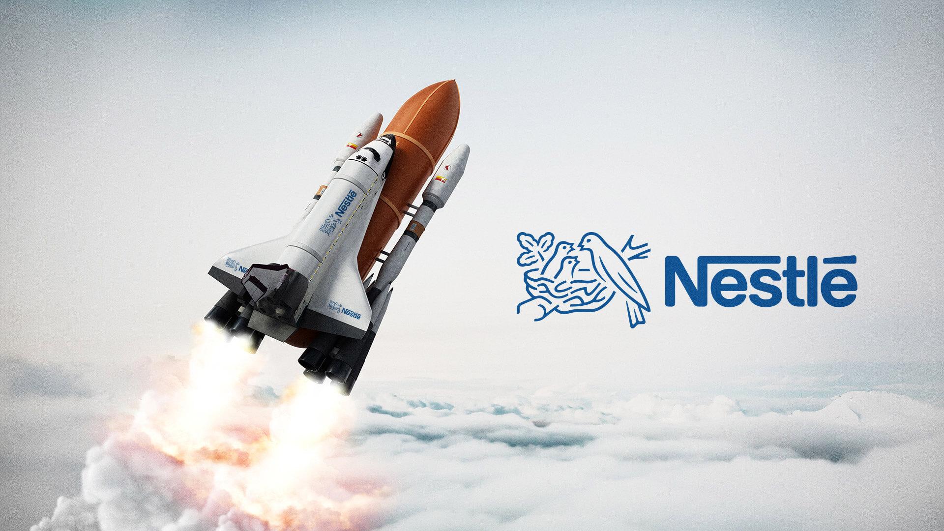 Design Gráfico para Nestlé