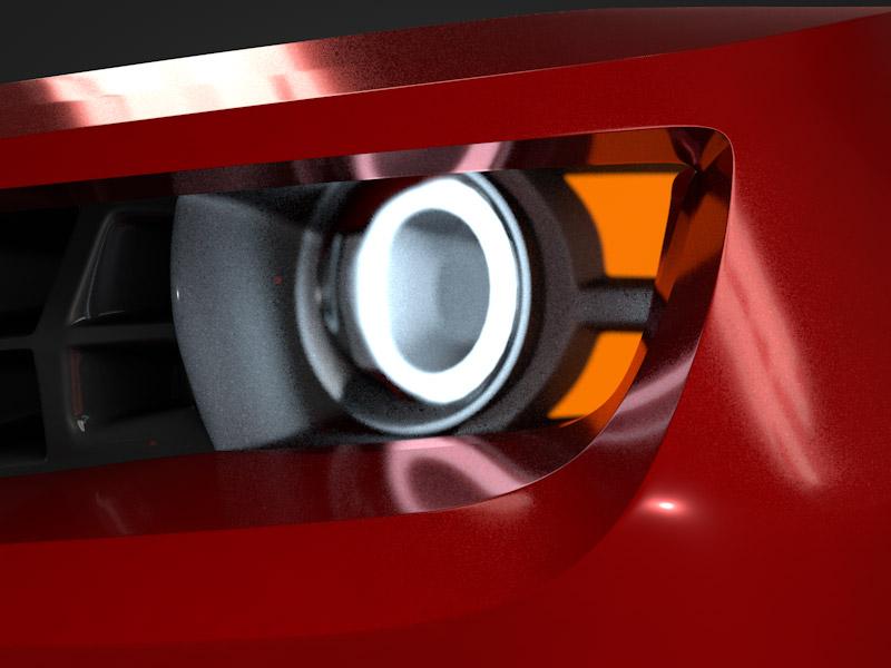 Chevrolet Camaro 3D