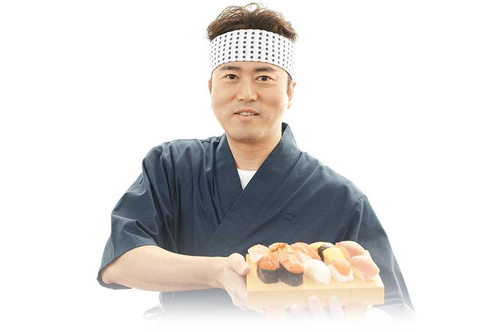 chef japonais