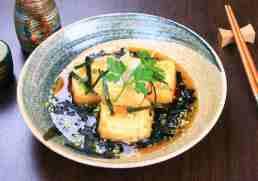 beignet de tofu