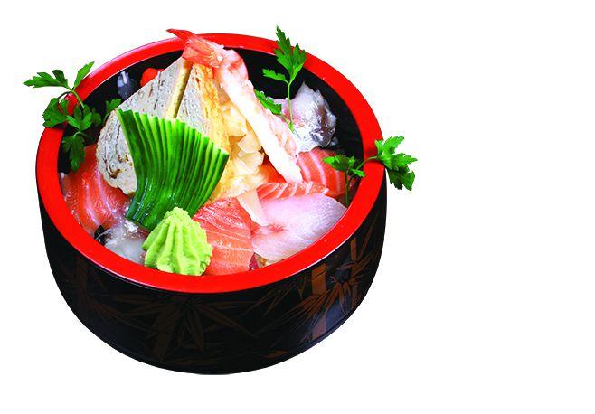 chirachi sushi