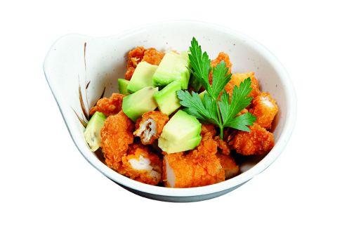 tempura poulet