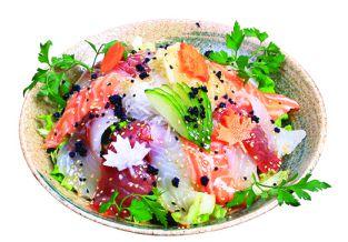 salade de fruit de mer