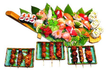 menu sushi bateau ichikawa