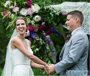 Keyy & James, outdoor wedding