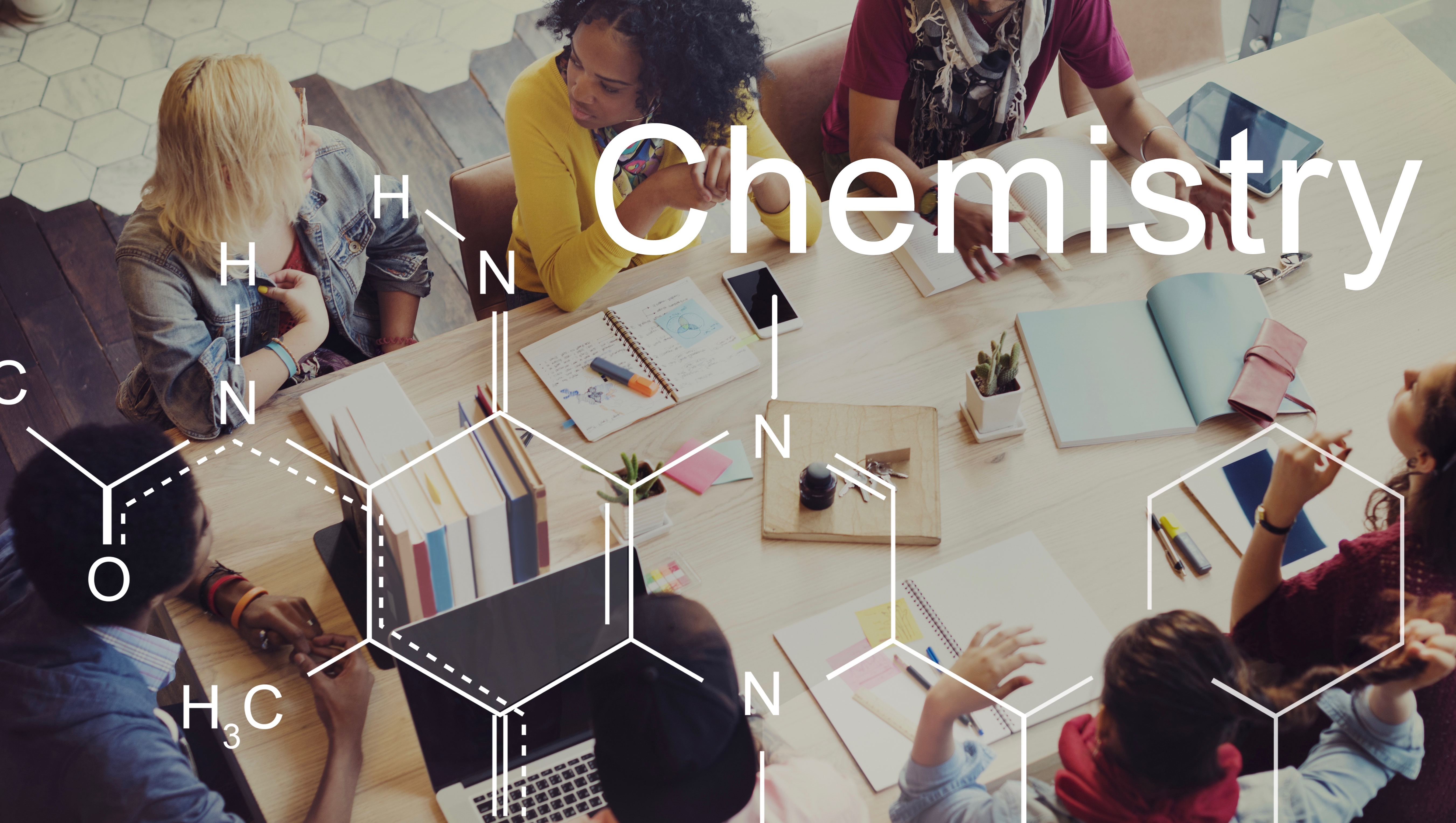 The Chemistry of the Company