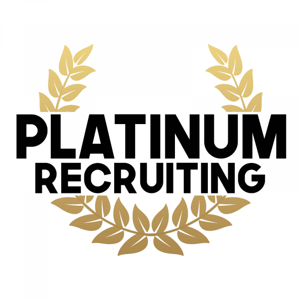 Platinum Recruiting Logo