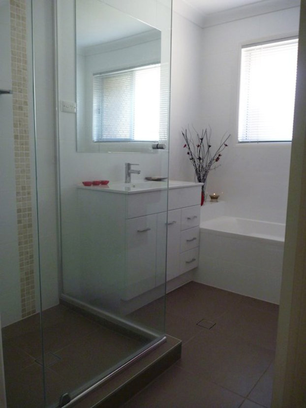 Partial bathroom renovations brisbane plan scope of works - Bathroom renovations under 10000 ...