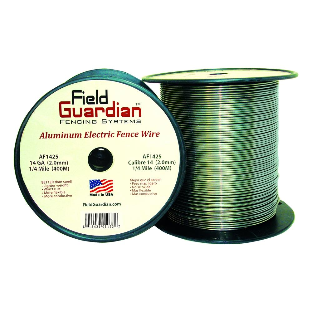 1,320' x 14 GA. Aluminum Wire