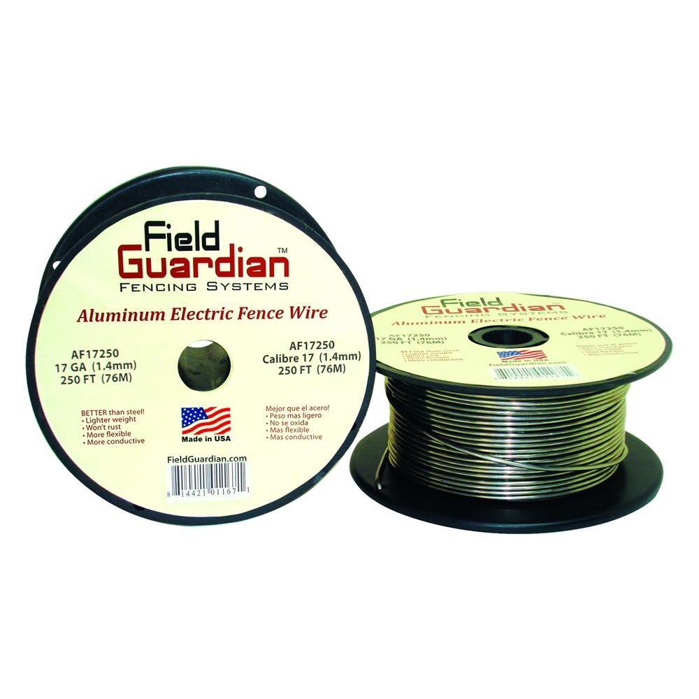 250' x 17 GA. Aluminum Wire